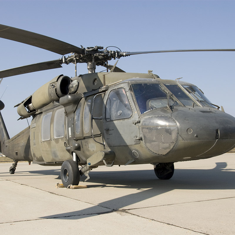 military defense helicoptor